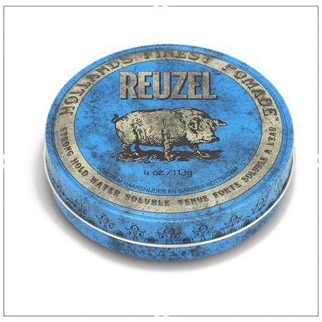 Blue Pomade par Reuzel (fixation medium)