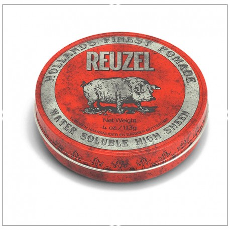Red Pomade par Reuzel (fixation medium)