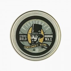 Cire pour moustache Gentlemen's Blend par Grave Before Shave - (Bourbon)