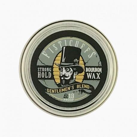 """Cire pour moustache """"Gentlemen's Blend"""" par Grave Before Shave - (Bourbon)"""