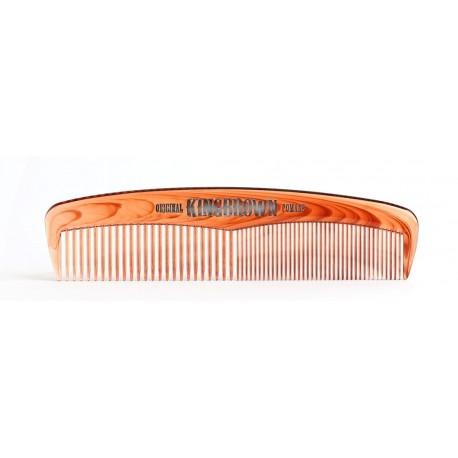 Peigne en plastique pour cheveux et moustache