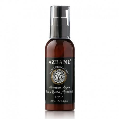 Soin hydratant pour la barbe et le visage par Azbane