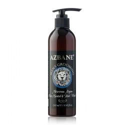 Savon 3 en 1 (barbe - visage - cheveux) par Azbane