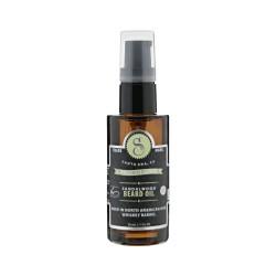 Huile pour barbe Sandalwood par Suavecito - (Bois de santal)