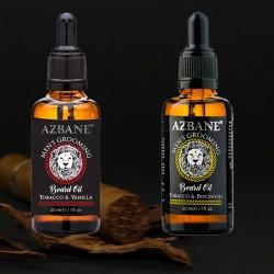 Duo Azbane Tobacco - Huiles à barbe