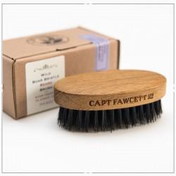 Brosse pour barbe Captain Fawcett en poils de sanglier